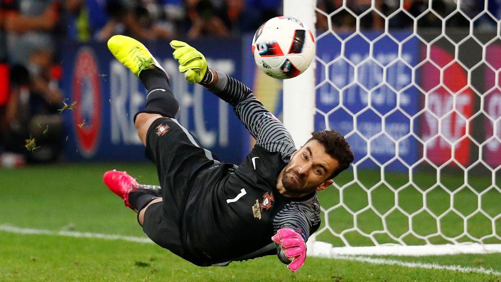 El partidazo de Rui Patricio: todos sus paradones ante Francia ¡Héroe de Portugal!
