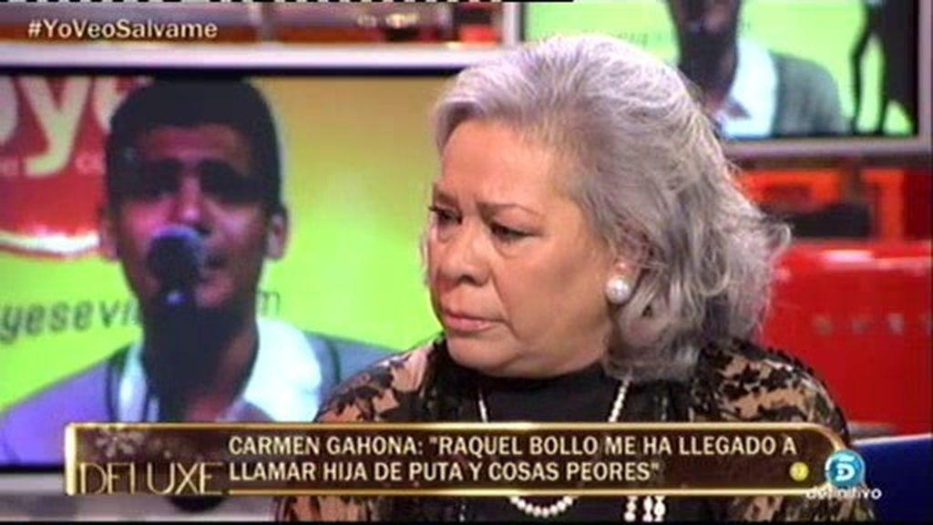 """Carmen Gahona: """"Chiquetete' no ve a sus hijos porque Raquel Bollo no quiere"""""""