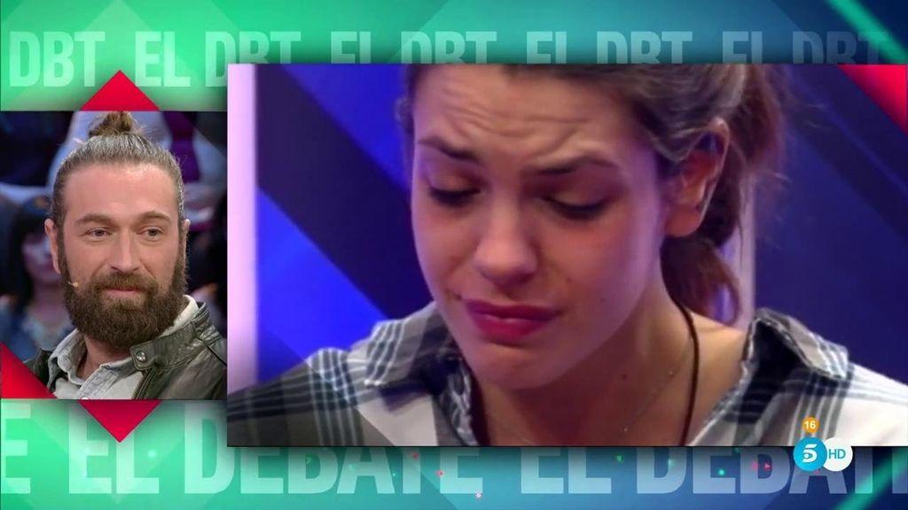 """Laura, tras la marcha de Julius: """"Nunca he llorado de esta forma por nadie"""""""