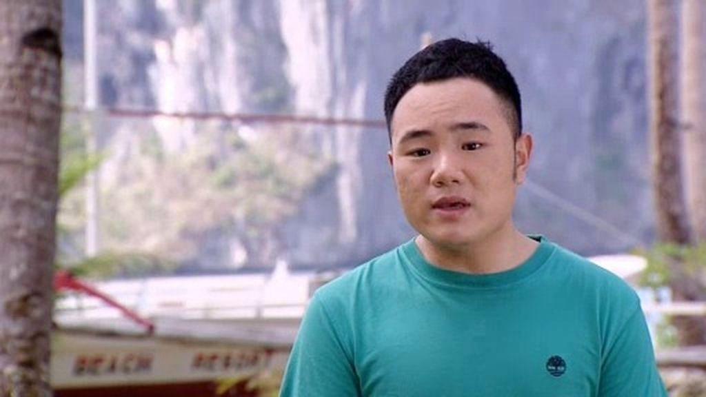 Yan, un chino muy peculiar en el paraíso