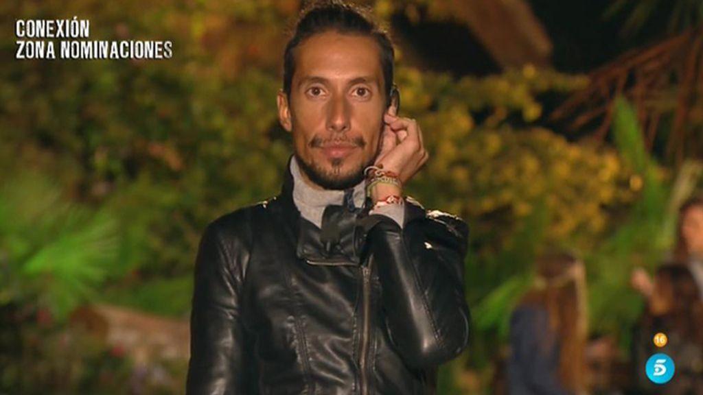 """Jesús Reyes: """"Sí que me han llegado rumores sobre Anabel y Jesús Castro"""""""