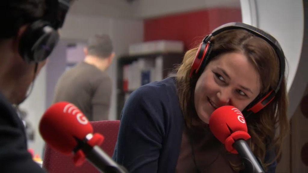 """Lucía, en la radio: """"Esta noche tengo una cita muy especial con un compañero"""""""