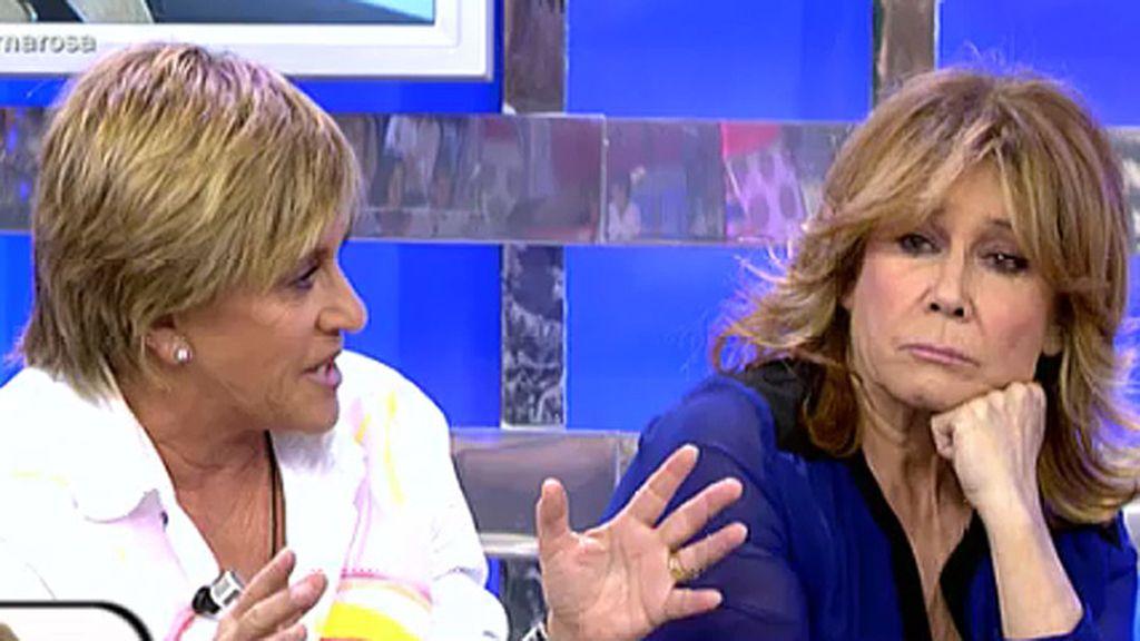 """Gª Cortés: """"Pantoja no tiene conocimiento de que haya sido elegida como madrina"""""""