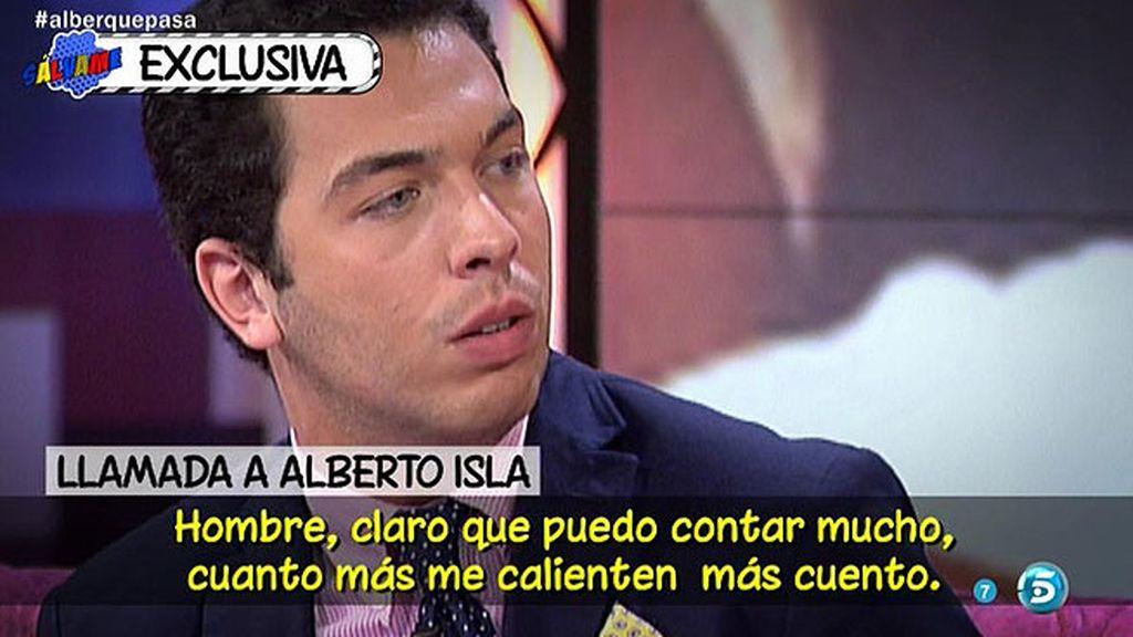"""Alberto: """"Cantora puede seguir temblando"""""""