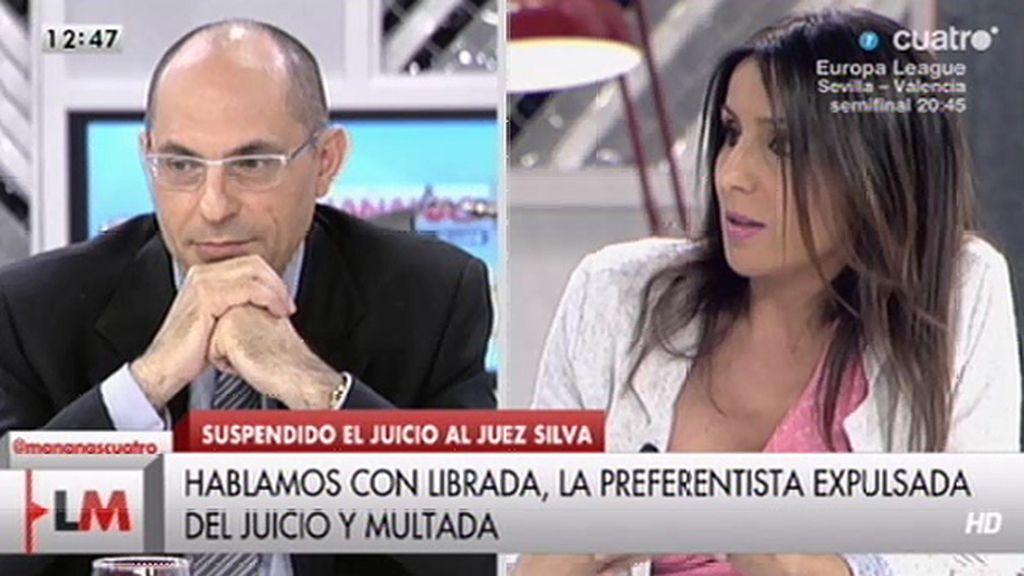 """Elpidio Silva: """"Este proceso contra mí forma parte de la defensa de Blesa"""""""