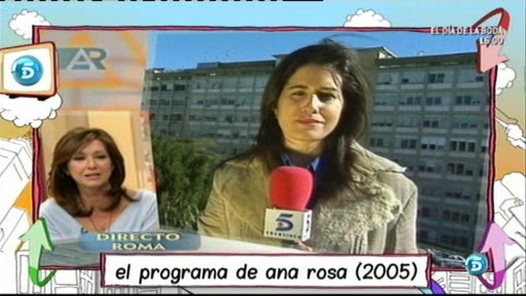 La primera vez de... Isabel Jiménez