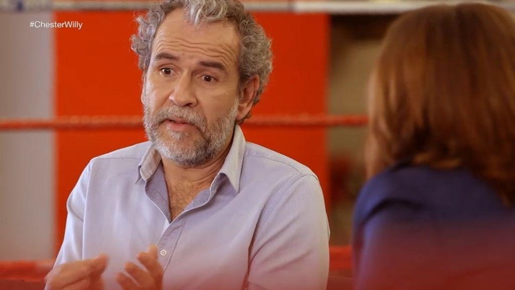 """Willy Toledo: """"A mí no me importan las críticas, pero mis padres lo han pasado mal"""""""