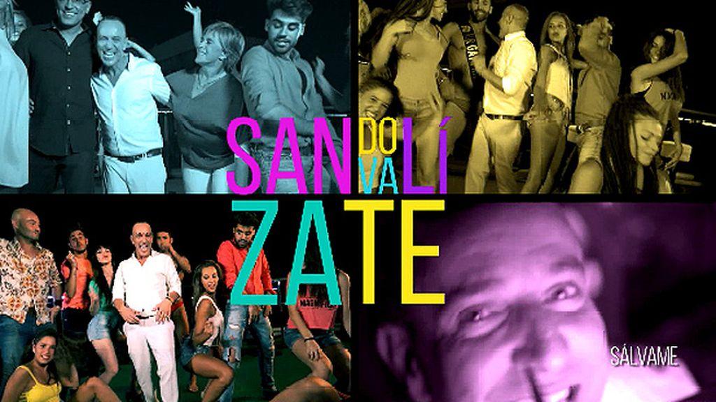¡Víctor Sandoval estrena el videoclip de 'Sandovalízate'!