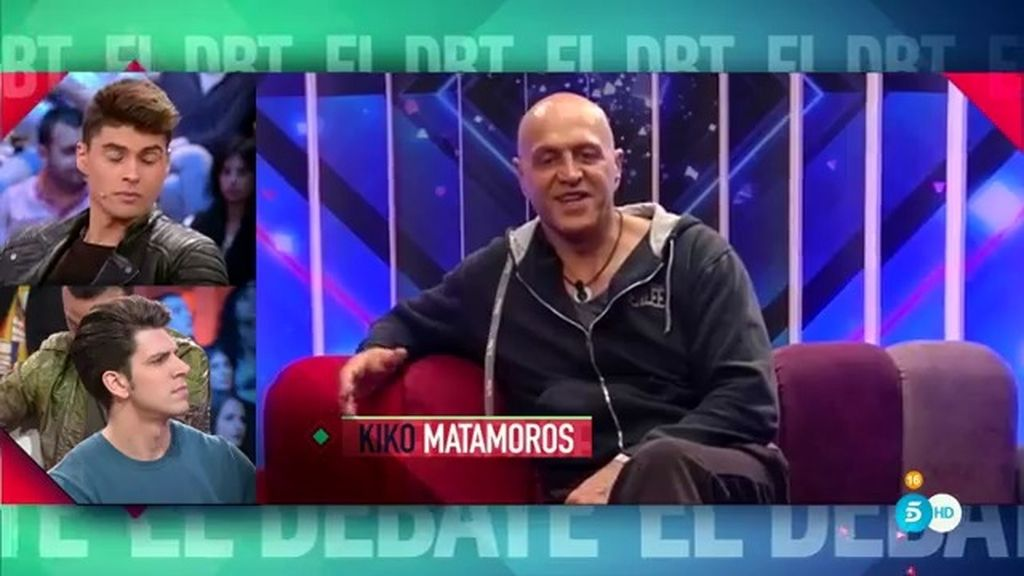 El debate de 'GH VIP' (14/02/16)