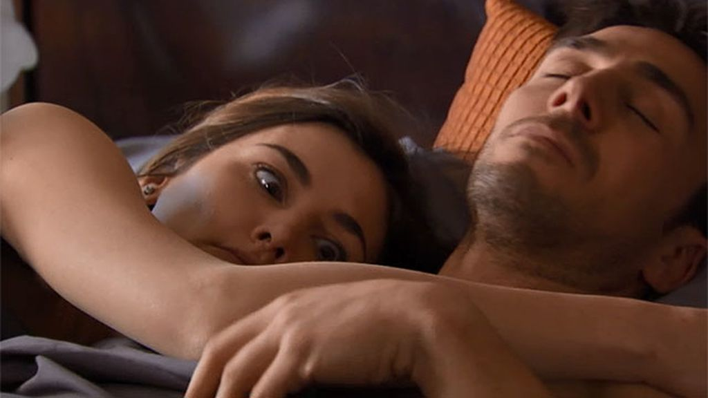 """Natalia, a Raúl después de pasar la noche juntos: """"¿Cómo hemos dejado que pasara?"""""""