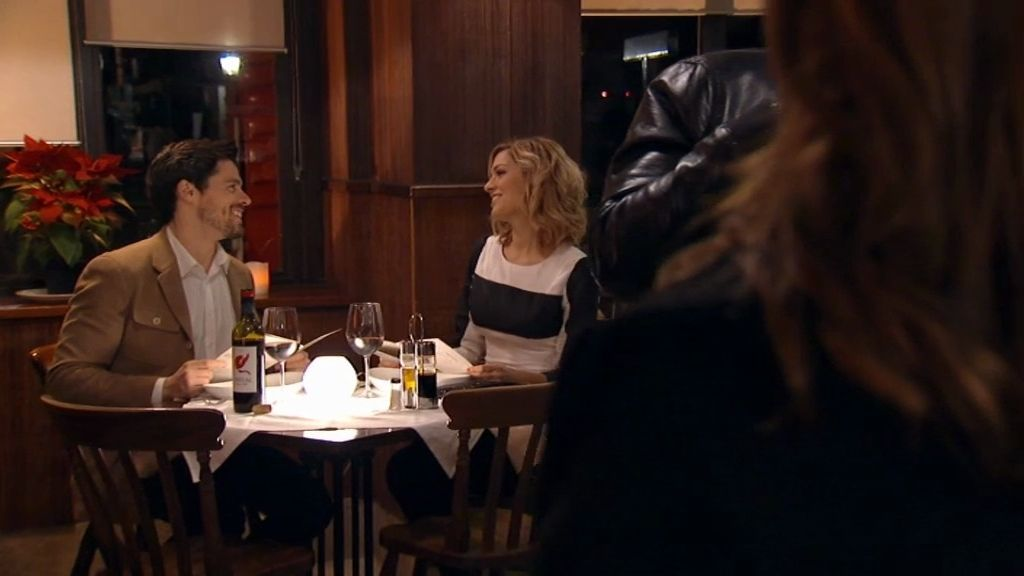 """Lucía: """"Fui una imbécil por creer que Carlos era mi cita a ciegas"""""""