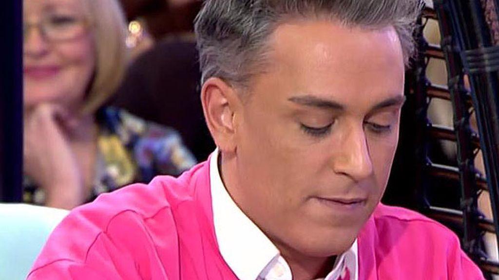Kiko Hernández se enfada con su amigo, Antonio Tejado, por haberle mentido