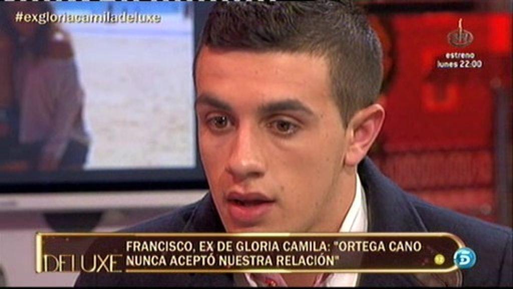 """Francisco, ex de Gloria Camila: """"Si no llega a ser por Ortega Cano seguiríamos juntos"""""""