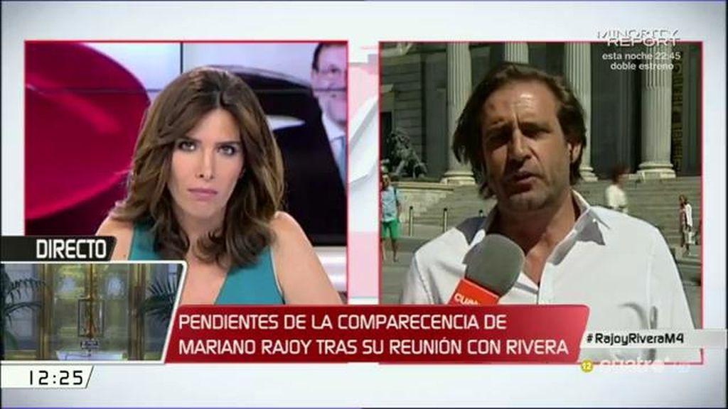 """Luis Arroyo, de Rita Barberá: """"Yo que ella iría recogiendo las cosas del despacho"""""""