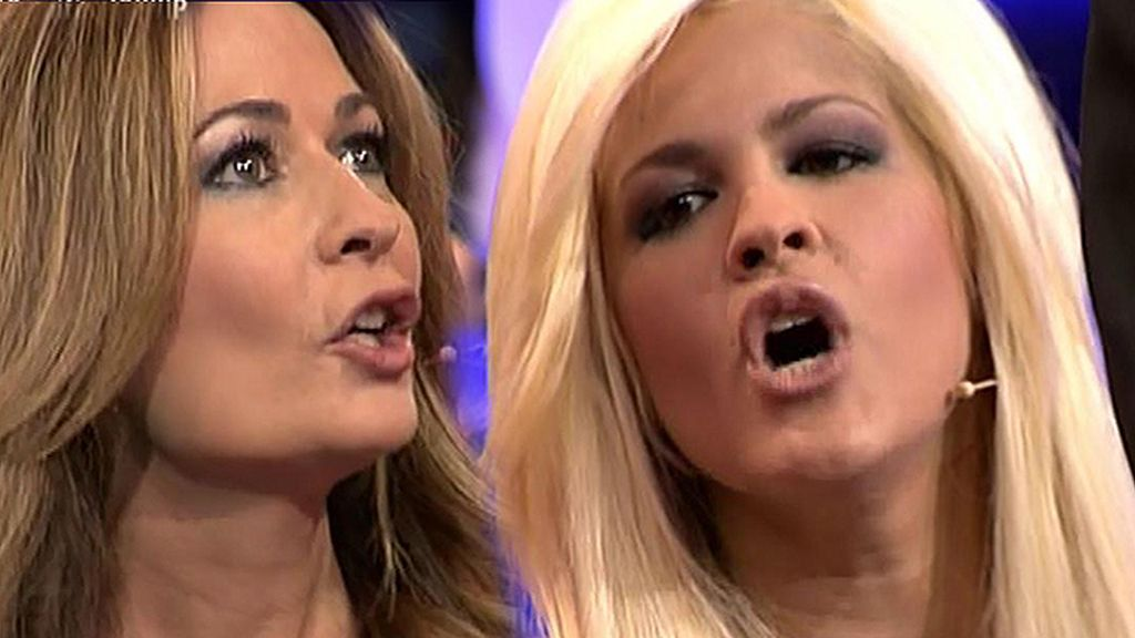 """Olvido Hormigos, contra Ylenia: """"Si aquí hay una guarra eres tú"""""""