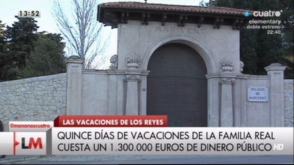 Una coalición pide que se destine el dinero de las vacaciones de los Reyes a la pobreza