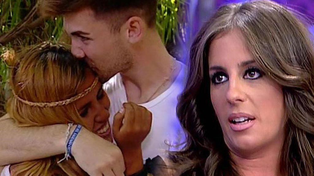 """Anabel Pantoja: """"Alejandro no ha cobrado por sus intervenciones en televisión"""""""