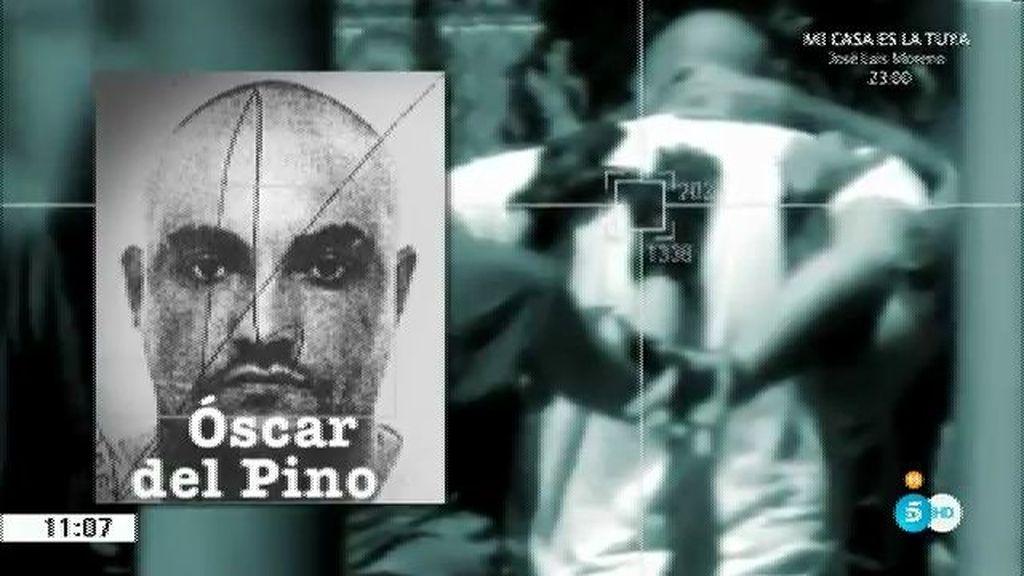 Así fue la detención de Óscar del Pino
