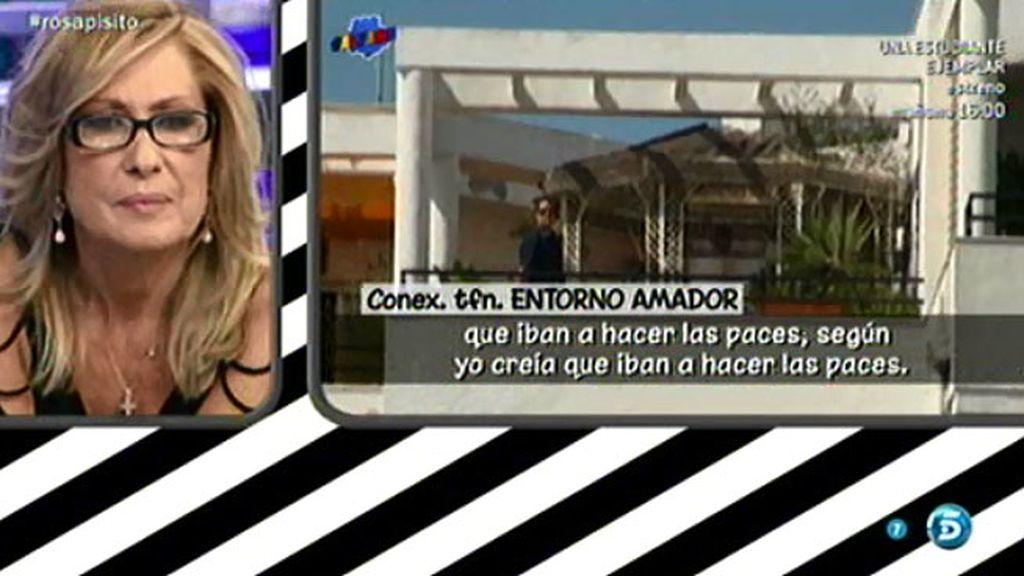 El entorno de Amador asegura que Rosa era consciente de la venta del ático