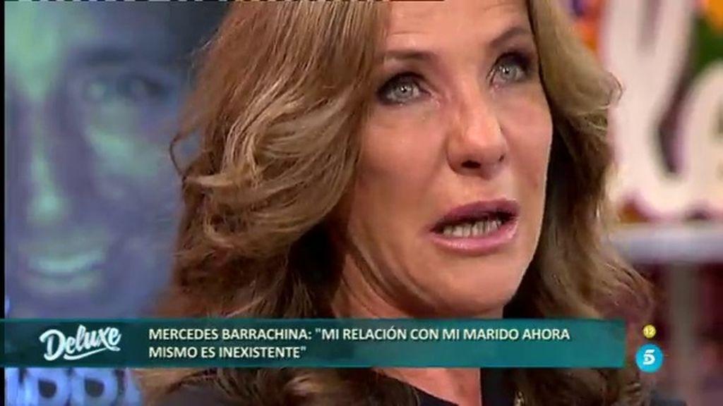 "Mercedes Barrachina: ""Anna está embrujada con Álvaro Muñoz Escassi, no me llama"""