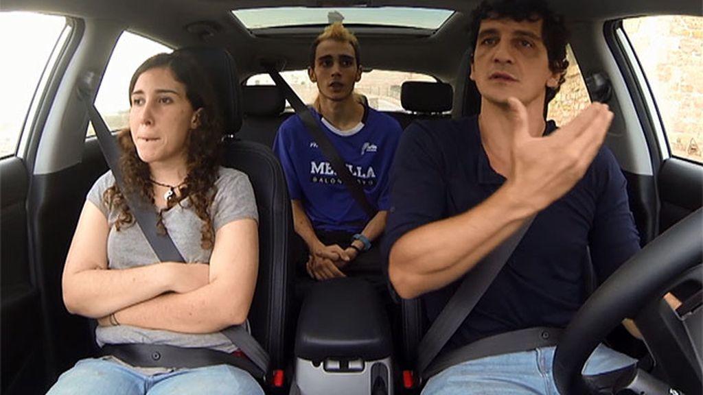 """Jero, a María y Ricardo: """"Si estáis en un bucle, tenéis que distanciaros y hablar"""""""