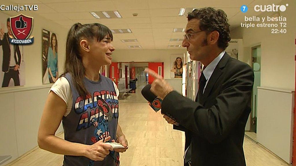 """Beatriz Montañez: """"De momento, voy a acabar el jersey que he empezado"""""""