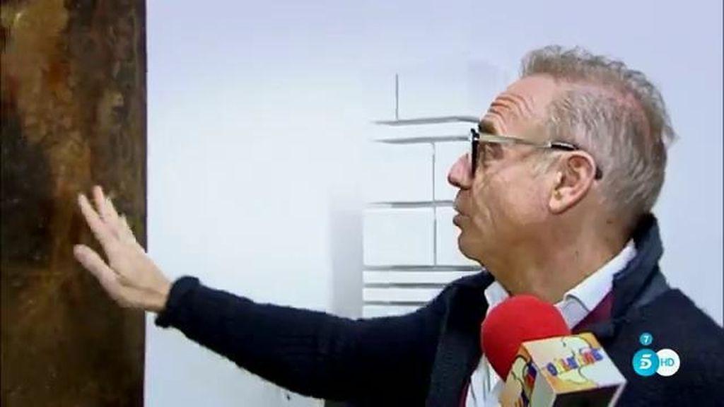 Joaquín Torres y Rafael Llamazares estrenan la exposición 'Momentum'
