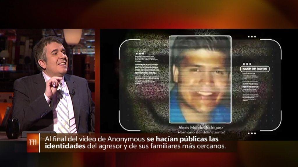 """Santiago Camacho: """"El mayor castigo de Anonymous es 'desanonimizar' a su enemigo"""""""
