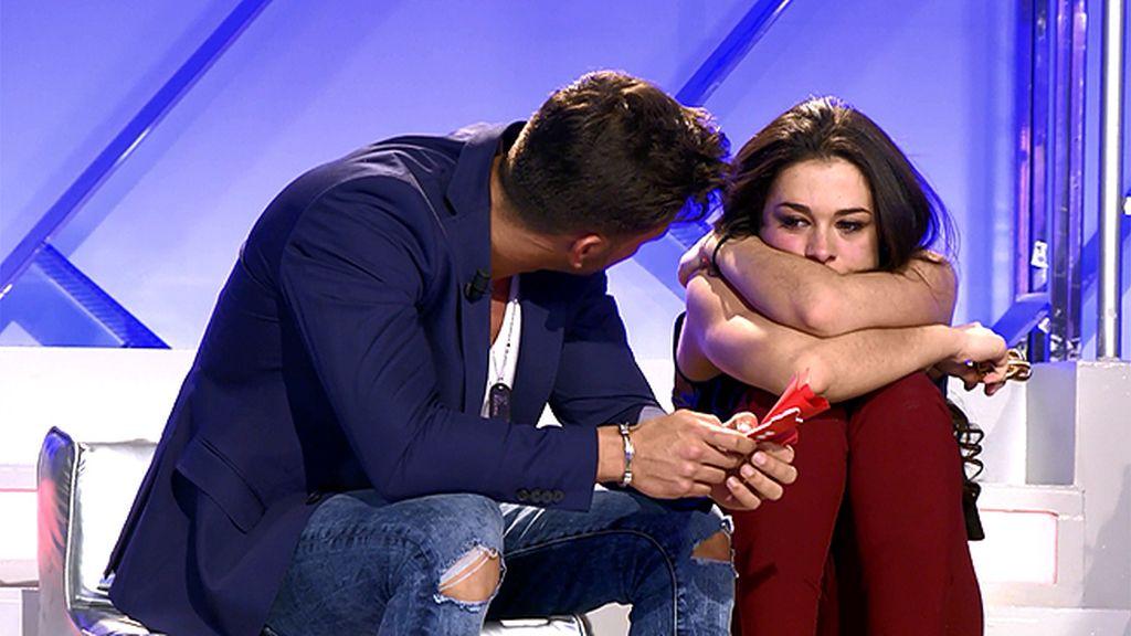 """Iván, una vez más a Ruth: """"Si tú me pides que lo deje todo, lo voy a dejar"""""""