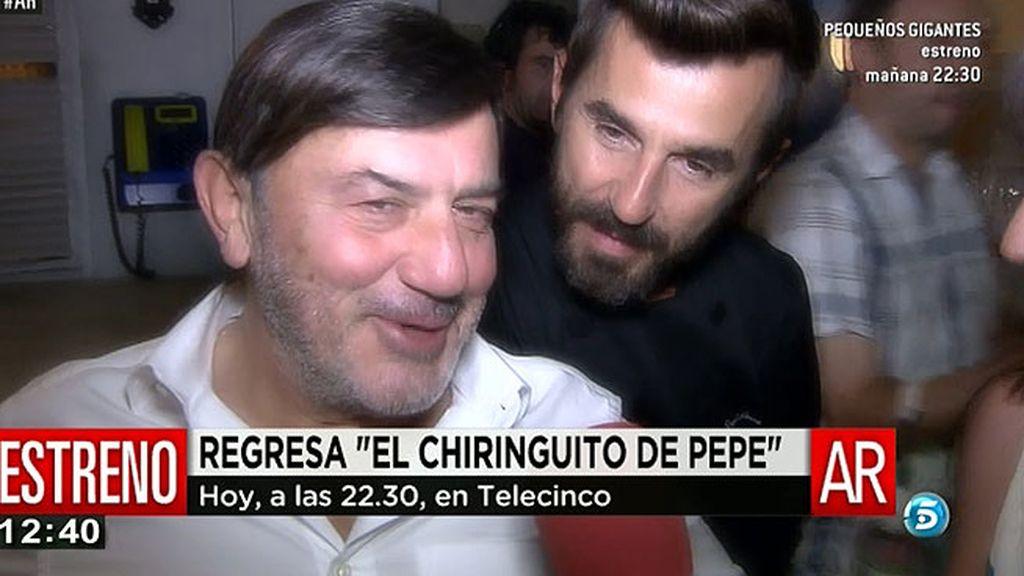 """Jesús Bonilla, a Ana Rosa: """"Te esperamos para que hagas un cameo en el 'Chiringuito"""""""