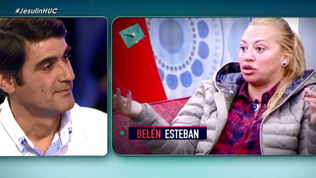 """Jesulín, de Belén: """"Tengo buenos recuerdos y por encima de todo una hija en común"""""""