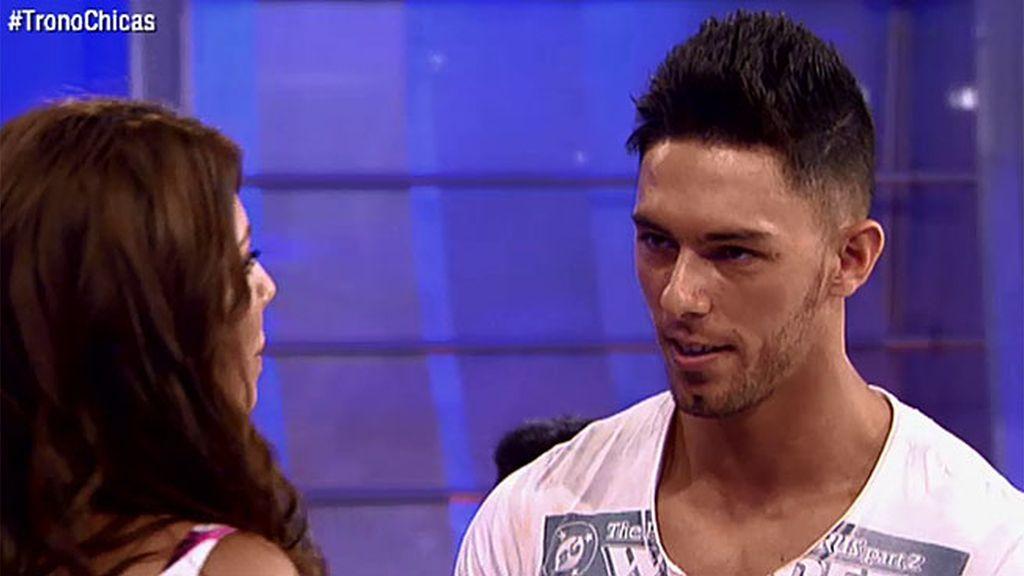 Anais pide a Heri para que le conquiste