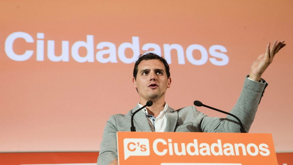 """Rivera: """"El objetivo de Ciudadanos no es sacar escaños, es cambiar España"""""""