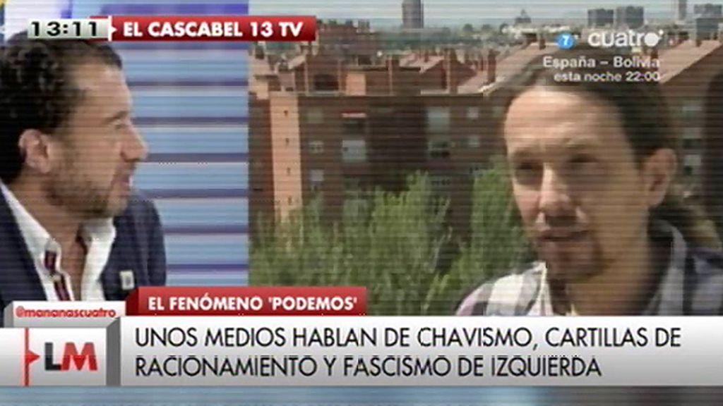 Continúan las críticas a Podemos