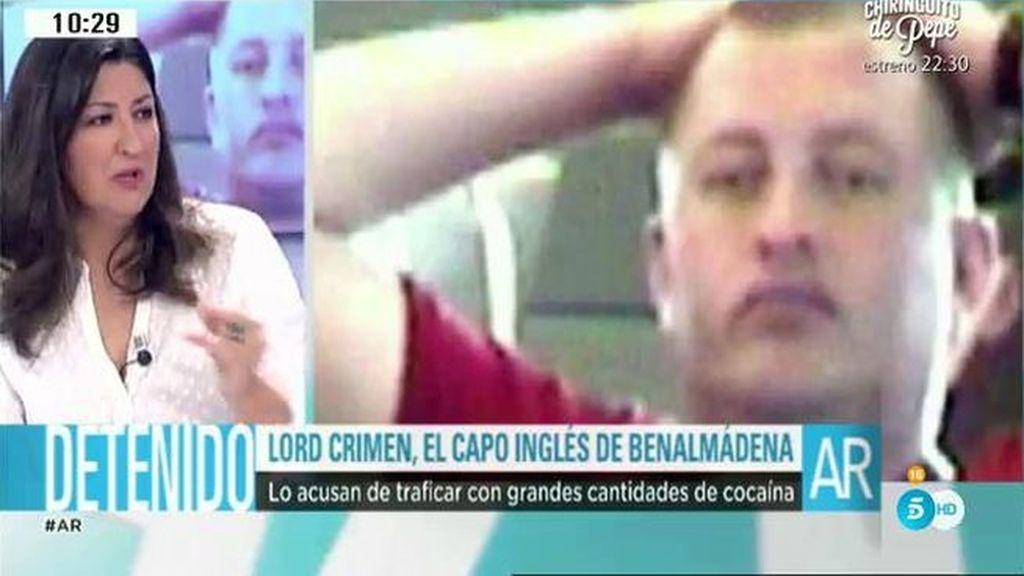 Lord crimen, el capo inglés de Benalmádena