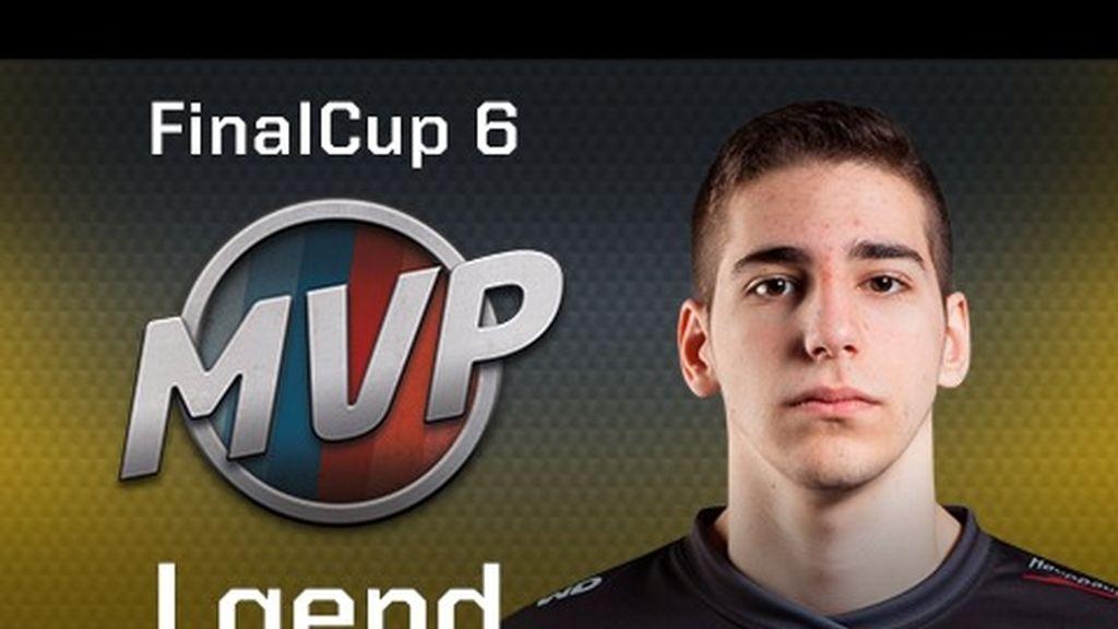 Lgend se proclama mejor jugador de la Final Cup 6 de Call of Duty