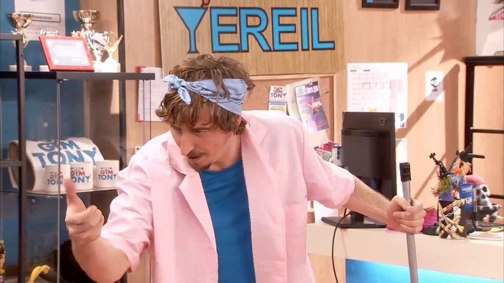 El 'Gym Tony' ahora se llama 'Gym Yereil'