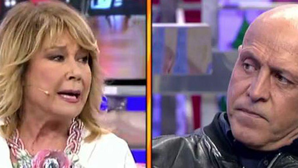 """Mila, a Alejandro: """"Tienes que preguntarte de dónde viene esa rabia hacia las mujeres"""""""