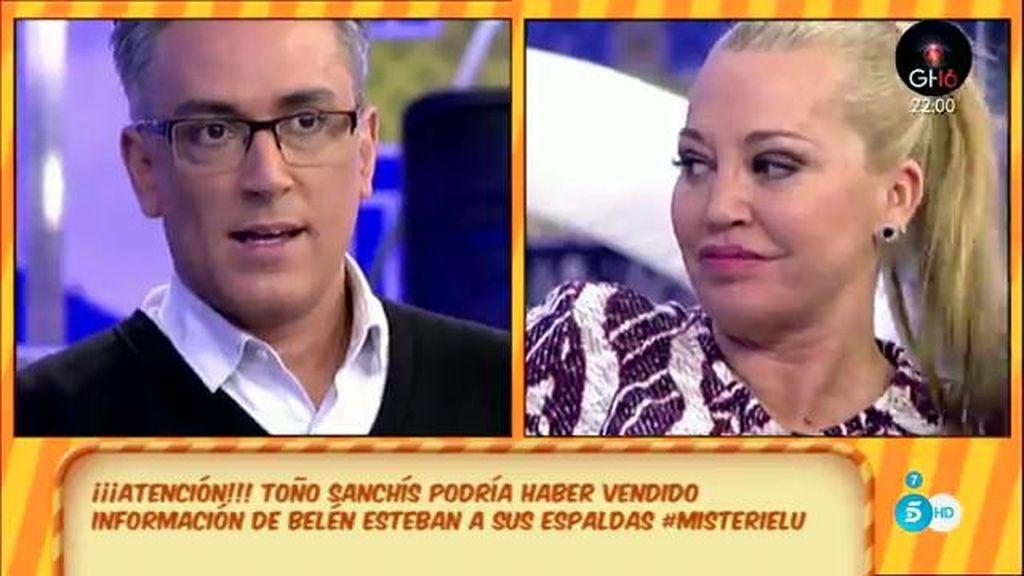 """Kiko Hernández: """"Toño Sanchís ha hablado muy mal de Belén Esteban, de Mila Ximénez, de Kiko Matamoros y de mí"""""""