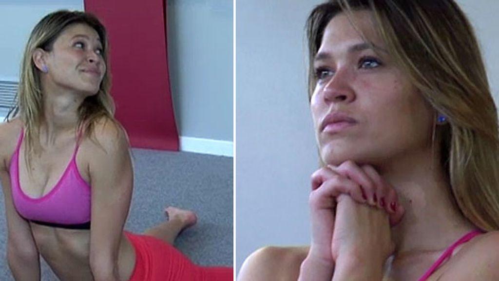 """Carla Pereyra: """"Cuando el Cholo me ve entrenando, también lo disfruta conmigo"""""""