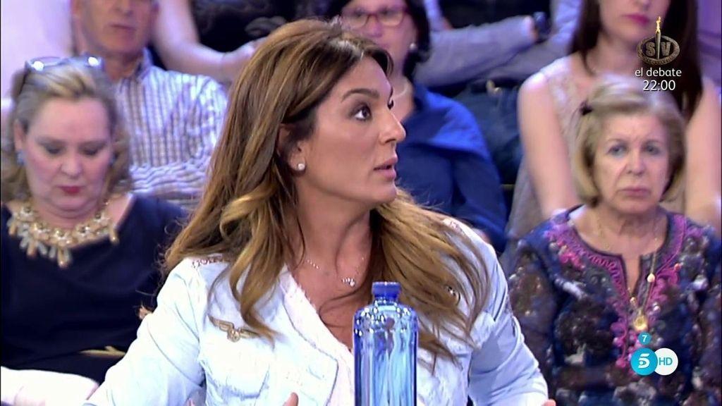 Raquel Bollo niega haber perdido un juicio contra Chiquetete