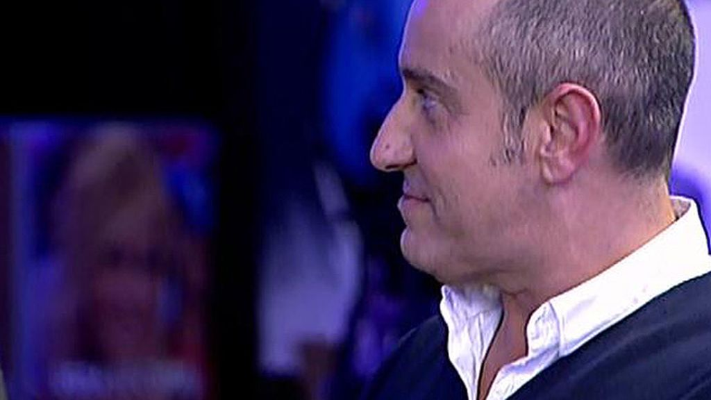 Víctor Sandoval vuelve a 'Sálvame'