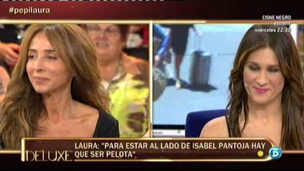 """Laura: """"En Cantora criticaban a María Patiño, el Tito Agus la llamaba 'Chicharra"""""""