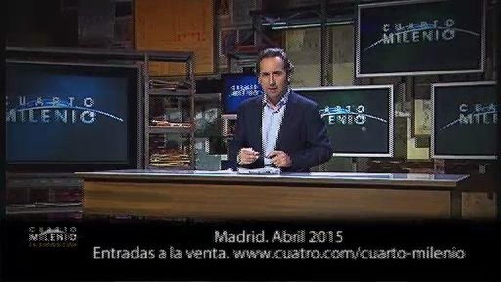 La nueva exposición de Cuarto Milenio llegará muy pronto a Madrid