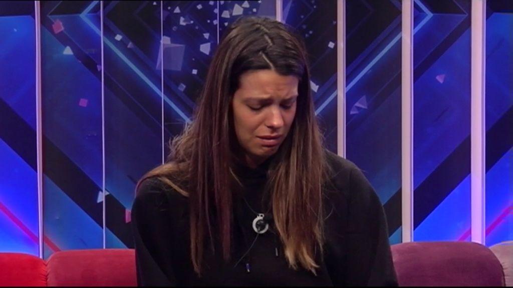 """Laura Matamoros no aguanta a Carlos Lozano: """"No puedo más, es muy pesado"""""""