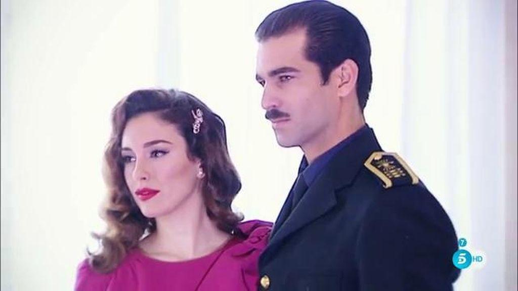 El romance entre Blanca Suárez y Rubén cortada en 'Lo que escondían sus ojos'