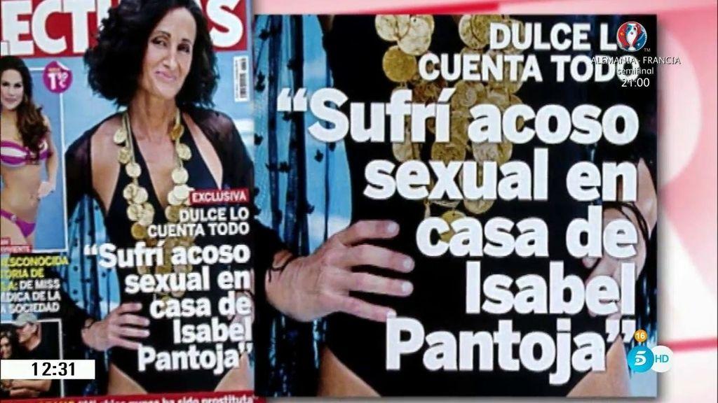 """Julián Muñoz da una última oportunidad a Dulce por decir que la """"acoso sexualmente"""""""