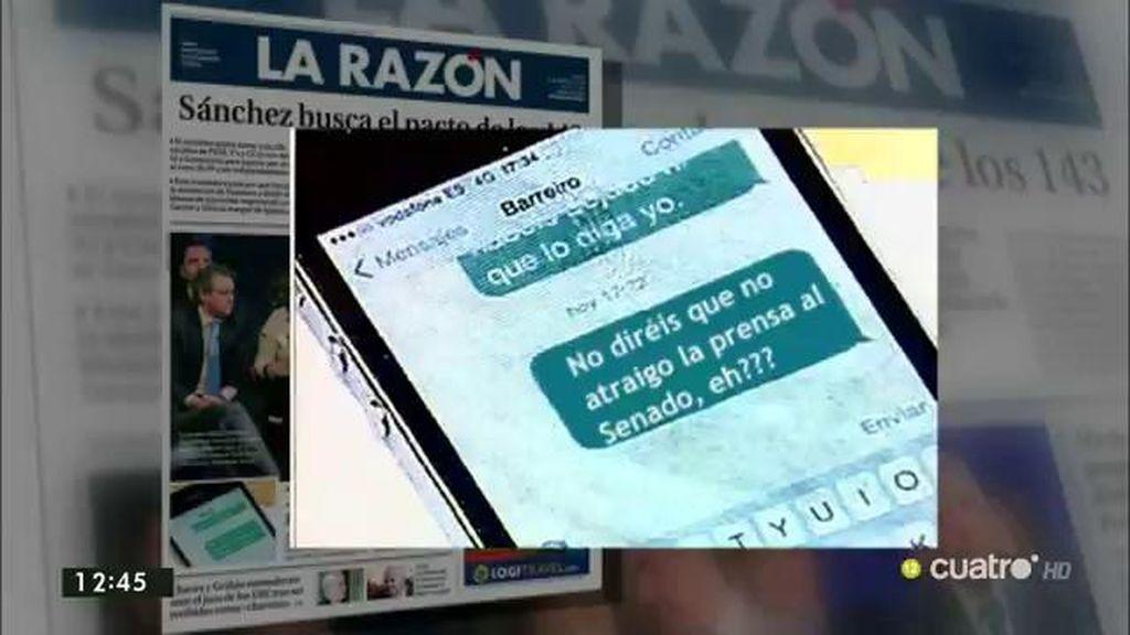 Los mensajes de Rita Barberá