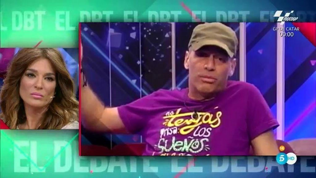 """Carlos, de Raquel Bollo: """"Nunca me ha mirado a la cara, siempre me ha odiado"""""""