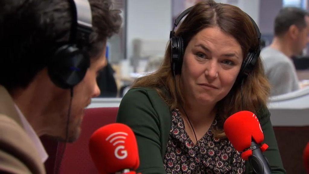 """Lucía, en la radio: """"Vuelvo a la carga; vuelvo a tener citas"""""""
